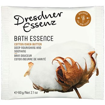 Dresdner Essenz Cotton / Shea Butter Bath Essence