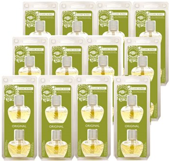 Claire Burke Original Fragrance Warmer Refill 12 Pack (24 bottles)