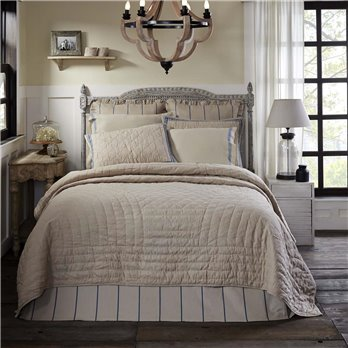 Charlotte King Quilt 110Wx97L