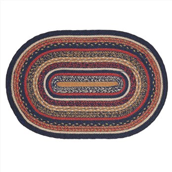 Stratton Jute Rug Oval 20x30
