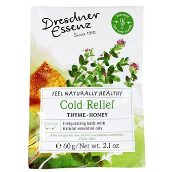 Dresdner Essenz Cold Relief Bath Soak