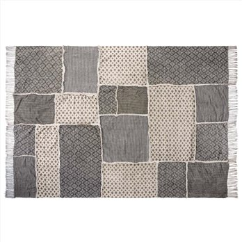 Elysee Patchwork Rug Rect 96x132