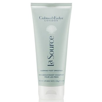 Crabtree & Evelyn La Source Warming Foot Smoother (5.3 oz, 150g)