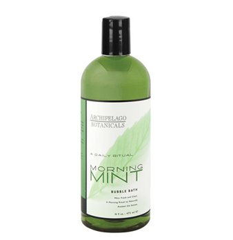Archipelago Morning Mint Bubble Bath (16 fl oz)