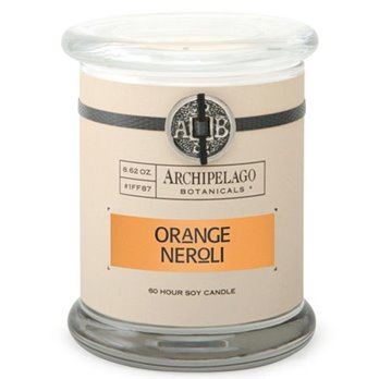 Archipelago Orange Neroli Jar Candle