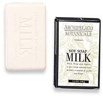 Archipelago Milk Collection Soy Soap