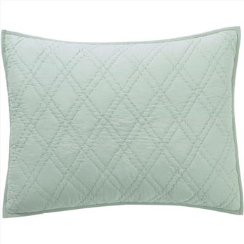 Casey Sea Glass Standard Sham 21x27