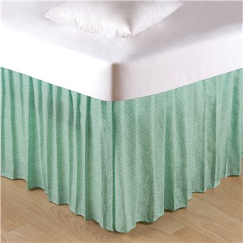 Brisbane Twin Bed Skirt