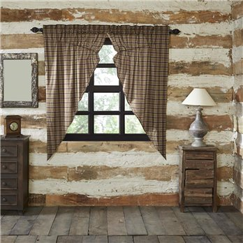 Wyatt Prairie Short Panel Set of 2 63x36x18