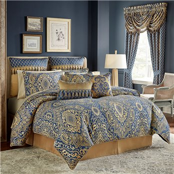 Allyce Cal King 4 Piece Comforter Set