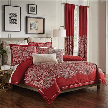 Adriel King 3 Piece Comforter set