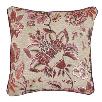 Lauryn Square Pillow 18x18