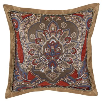 Margaux Square Pillow 18x18