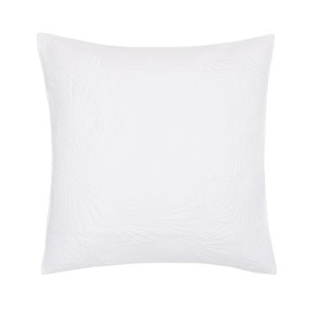 Scallop Shell White Euro Sham