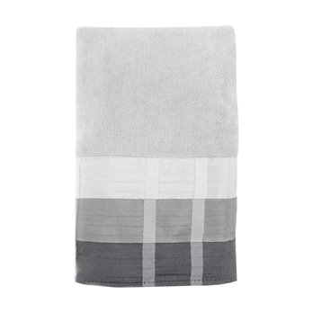 Fairfax Hand Towel Black 16X28