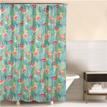 Isla Tropics Shower Curtain
