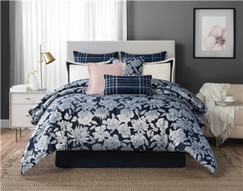 Cameron 4 Piece Queen Comforter Set