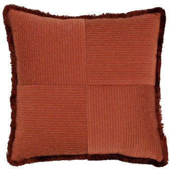 Harrogate Ribbed Throw Pillow