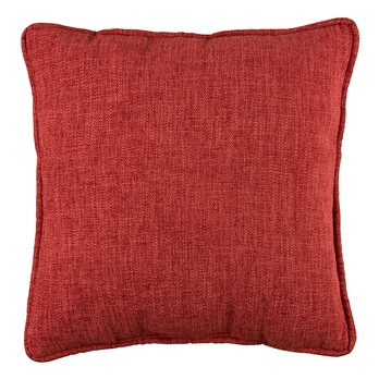Hillhouse Square Pillow - Berry