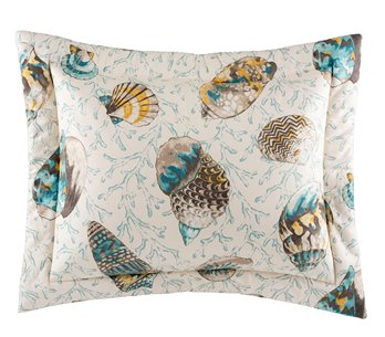 Seaside Treasures Caribbean King Sham