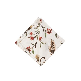 Autumn Bloom Napkin