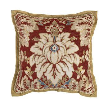 Croscill Arden 18x18 Square Pillow