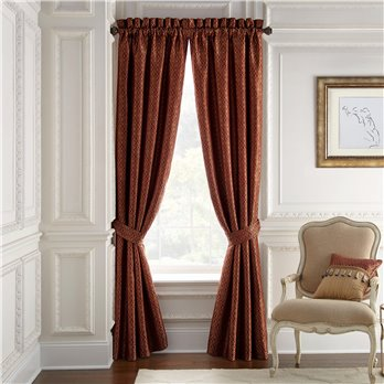 "Croscill Arden 95"" Curtain Panel Pair"