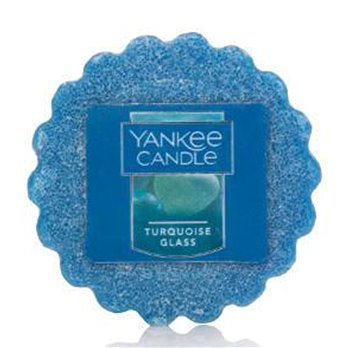 Yankee Candle Turquoise Glass Tarts Wax Potpourri