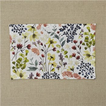 Botanical Study Placemat