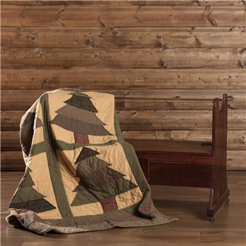 Sequoia Quilted Throw 60x50