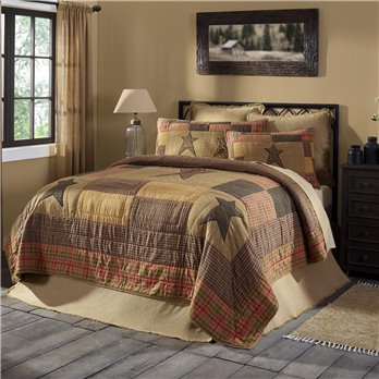 Stratton California King Quilt 130Wx115L