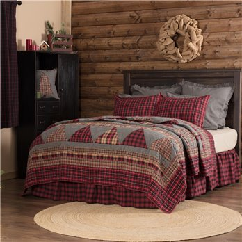 Andes King Quilt 105Wx95L