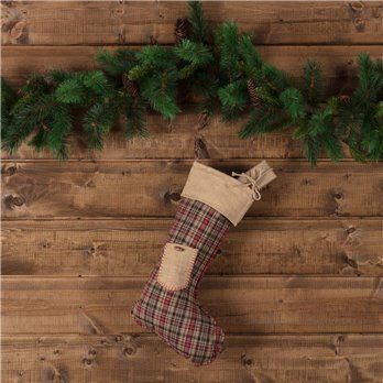 Clement Pocket Stocking 12x20