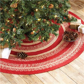 Cunningham Jute Tree Skirt 50