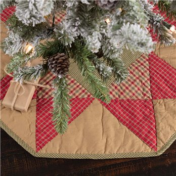 Dolly Star Mini Tree Skirt 21