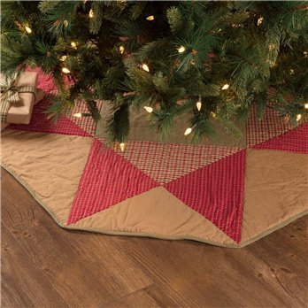 Dolly Star Tree Skirt 48