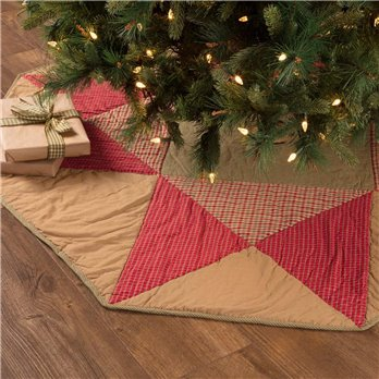 Dolly Star Tree Skirt 55