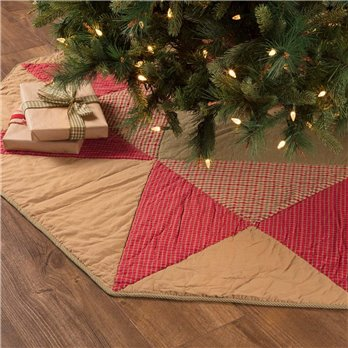 Dolly Star Tree Skirt 60
