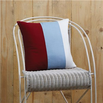 Freedom Banner Pillow Cover 18x18