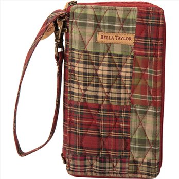 Gatlinburg Modern Wristlet Wallet