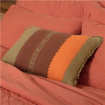 Heather Jacquard Pillow 14x18