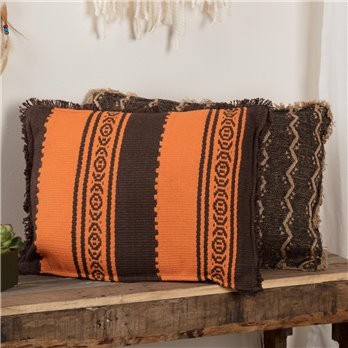 Jessica Jacquard Pillow 14x18
