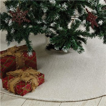 Nowell Creme Tree Skirt 48