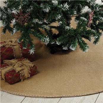 Nowell Natural Tree Skirt 48