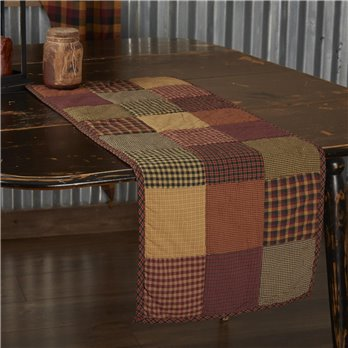 Heritage Farms Quilted Runner 13x36