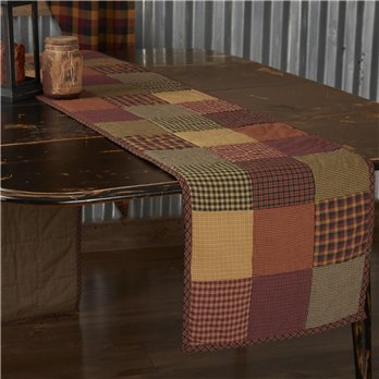 Heritage Farms Quilted Runner 13x90