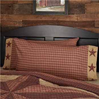 Landon King Pillow Case Set of 2 21x40