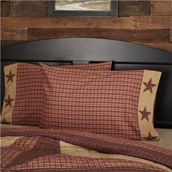 Landon Standard Pillow Case Set of 2 21x30