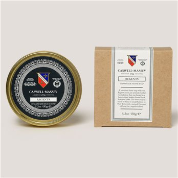 Caswell-Massey Regents Shave Soap in Tin