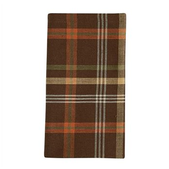 Bountiful Plaid Woven Napkin